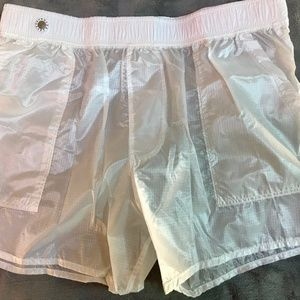 Men's Rufskin Nuage Nylon Transparent Shorts MED